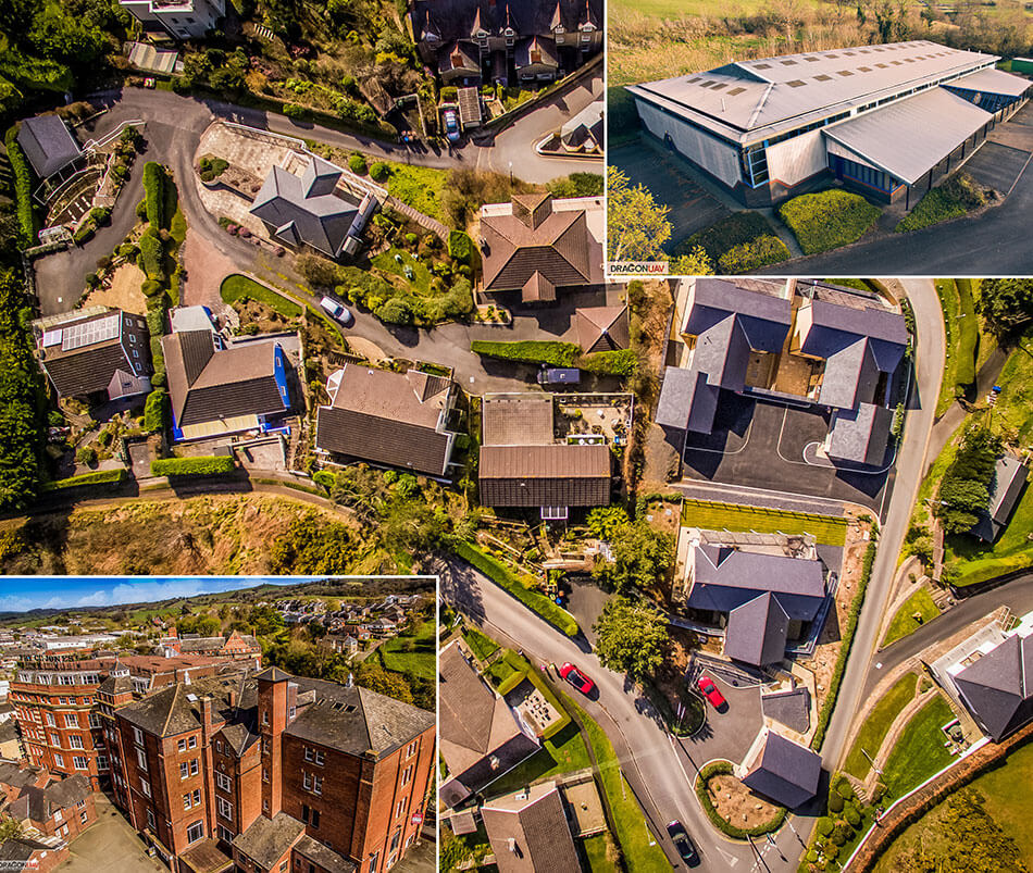 Property Development - Aerial shots sell property fast !