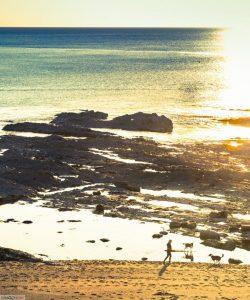 Aberyystwyth Beach Scene 250x300 - Our Work