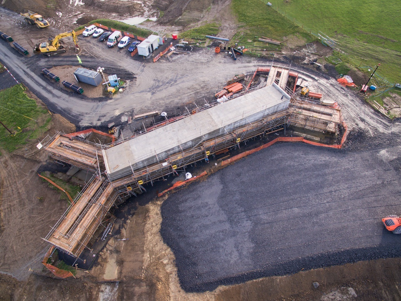 Construction Photography eg1 - Dragon UAV nominated for prestigious award !