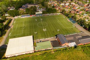 Latham Park Newtown Football Club 300x200 - Our Work