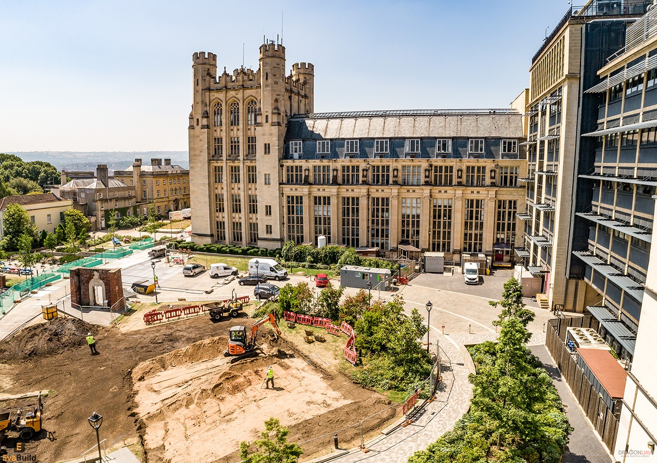 Bristol Uni Site 1 - Dragon UAV nominated for prestigious award !