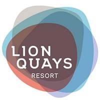 Lion Quays Logo - Home